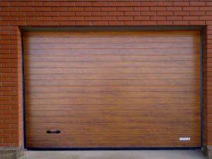 алютех - гаражные ворота - автоматические в Санкт-Петербврге