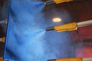 технология покраски стальных рольставен